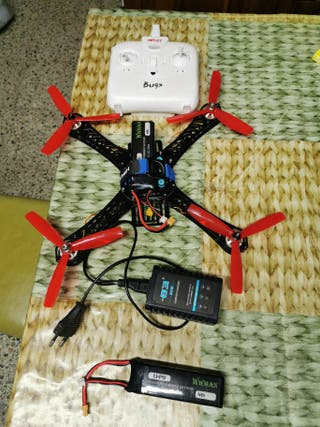 Dron RC brushless Bugs 3
