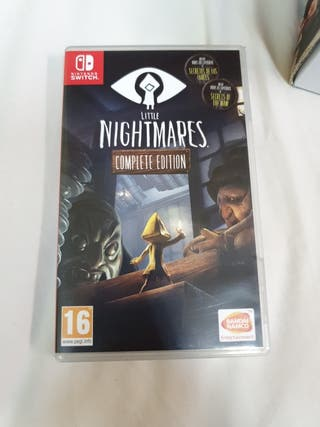 Little Nightmare-Complete edition
