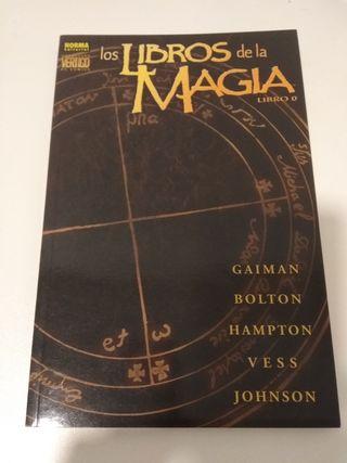Los Libros de la Magia Neil Gaiman Libro 0