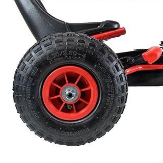 coche de pedales