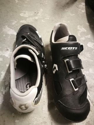 Zapatillas MTB Scott Pro carbón