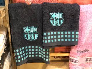 Toallas Barça