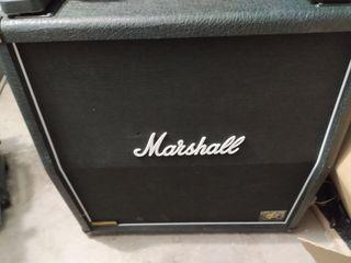 Amplificador Marshall 205H + pantalla 1960 vintage