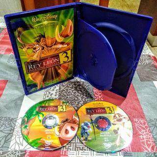 Rey León 3 - Disney Edición Especial (DVD Pelicula