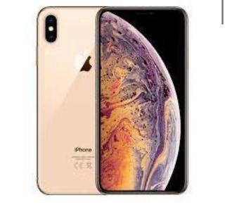 iPhone XS Max oro rosa