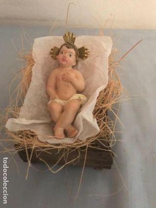 Figuras de belén o nacimiento. Nacimiento Olot