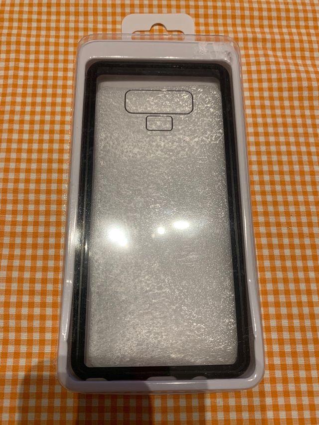 Funda magnética Samsung Note 9 nueva