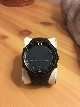 Reloj Suunto All Black