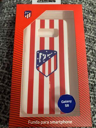 Funda Atletico Madrid Samsung S8 Precintada