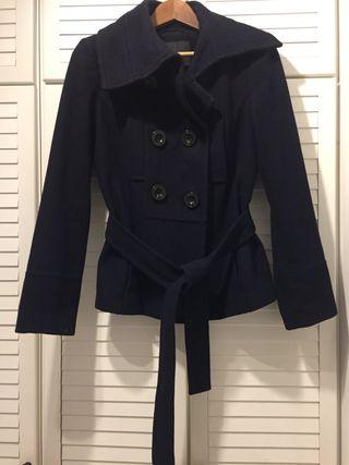 abrigo Zara mujer.