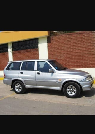 SsangYong Musso 2000
