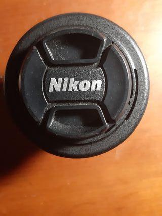 Objetivo NIKON 55 200
