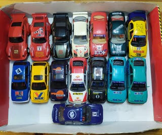 COCHES SCALEXTRIC