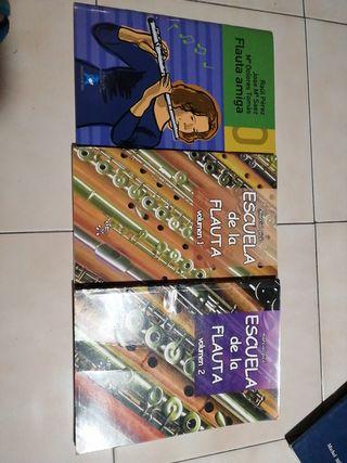 Libros para Flauta Travesera