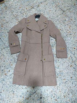 abrigo muy actual talla 38