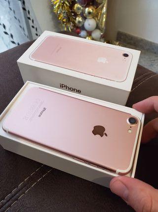 IPHONE 7 32 GB Y 128 GB
