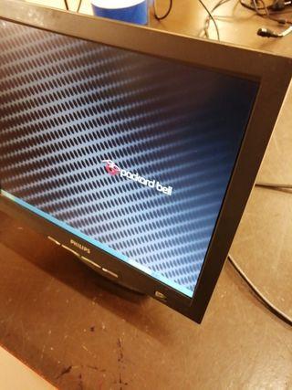 """Monitor Philips 150p3 15"""""""