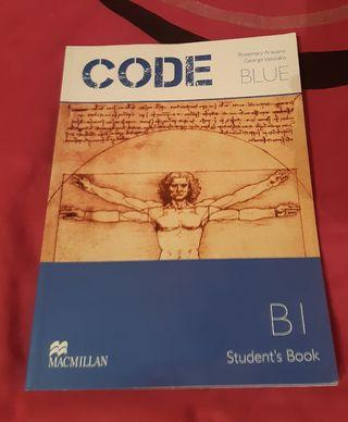 LIBRO CODE BLUE B1 (STUDENT'S BOOK)