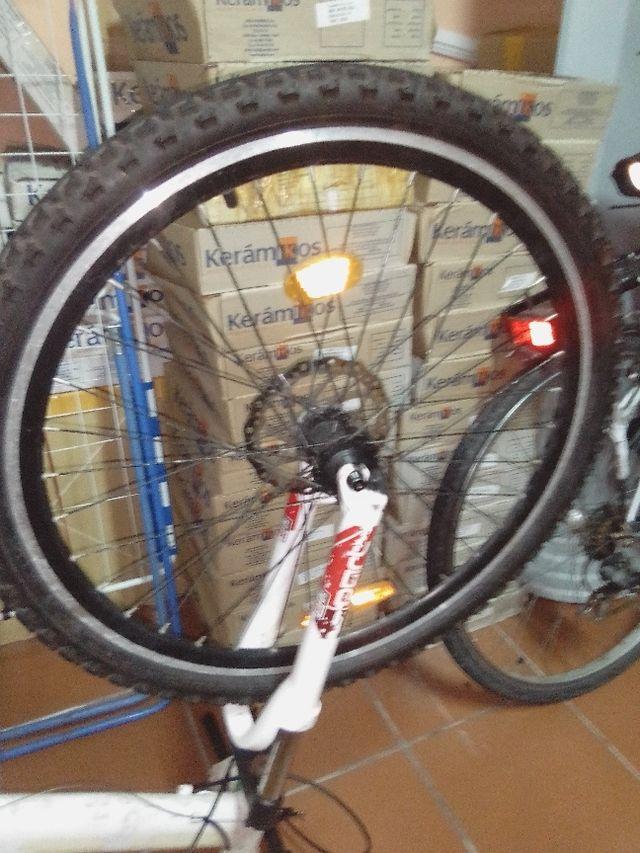 2ruedas bicicleta eléctrica