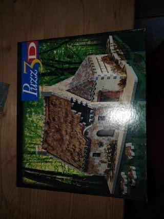 puzzle 3D 264 piezas
