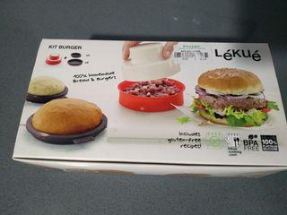 Kit Burger Lekue