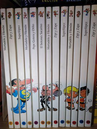 LIBROS DE COMICS