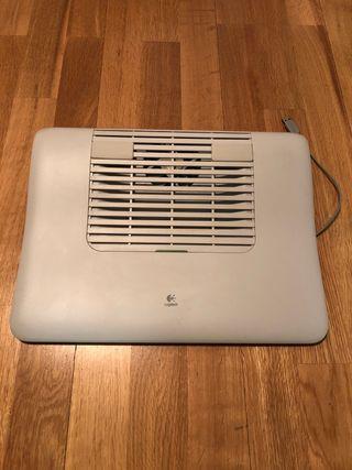 Base de refrigeración (ventilador) portátil