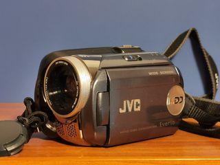 Cámara vídeo JVC GZ-MG37E