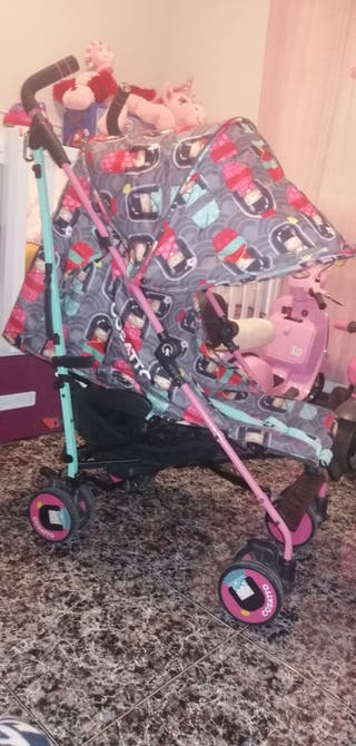 silla de paseo cosatto