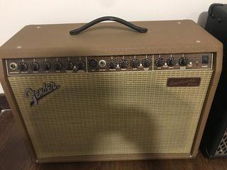 Amplificador Fender acoustasonic