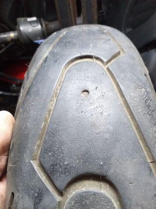 130/60/13/53l neumático moto