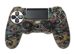 Funda de Mando Playstation 4 PS4 Guerra Camuflaje