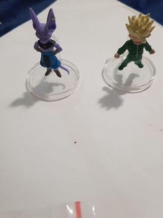 Figuras de SuperDragon Ball