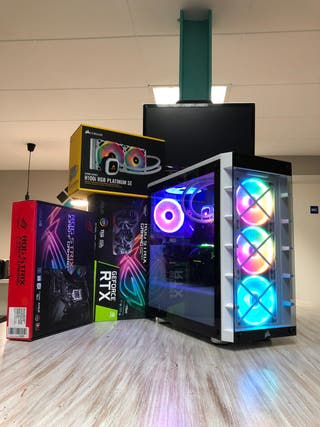 pc gaming 150 fps 4k I7 9700K Y RTX 2080TI