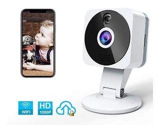 Camara Vigilancia WiFi Interior, NIYPS HD 1080P