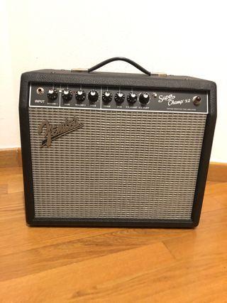 Fender Super Champ X2 Amplificador Combo