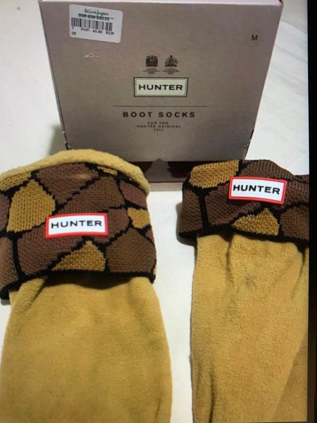 Calcetines Hunter originales talla M