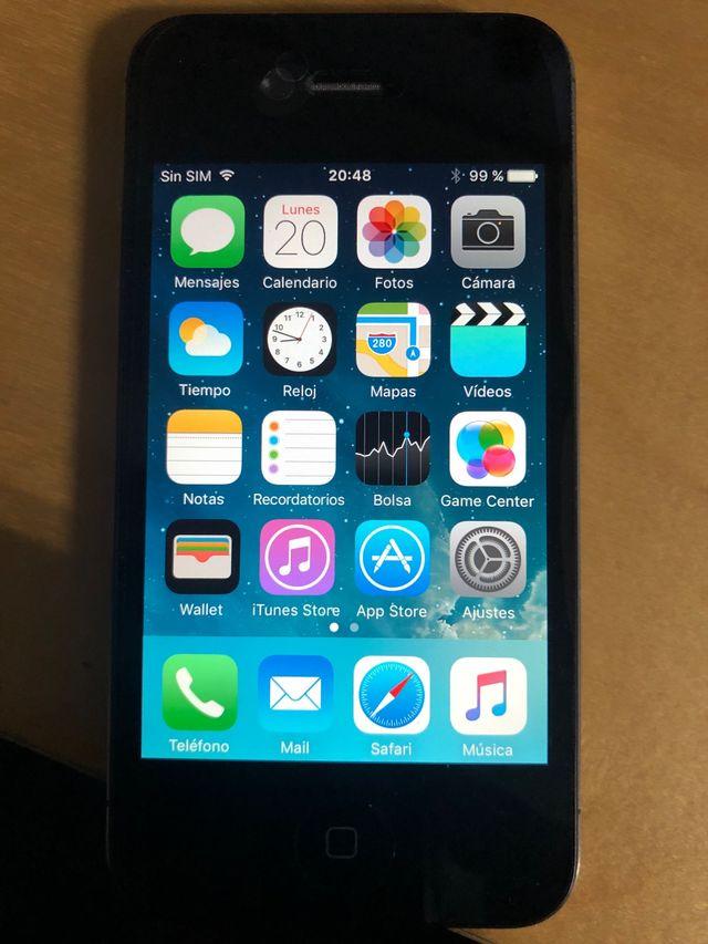 Iphone 4s 64GB LIBRE (impecable) Precio negociable