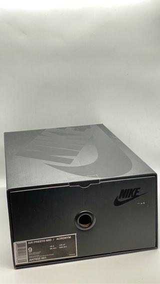 Zapatillas Nike Air Presto x Acronym