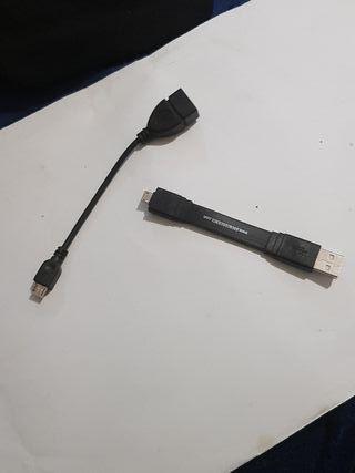 Cables para transferir datos Usb