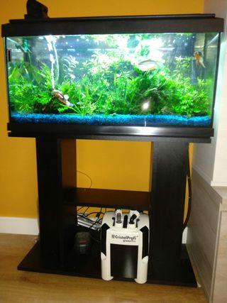Mueble de acuario buen estado