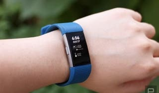 Monitor Fitbit Charge 2