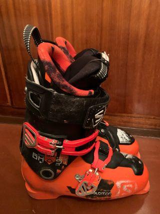 Botas esquí Salomón 28/ 28.5cm