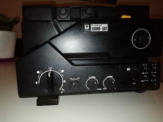 vendo lote proyectores cine y videocámaras antigua