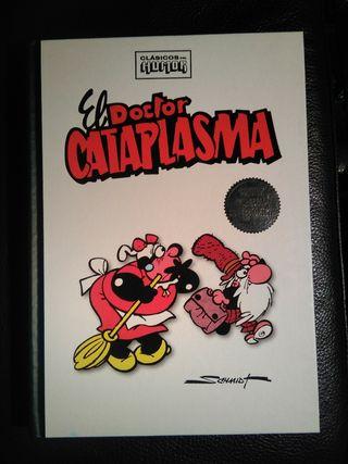 El Doctor Cataplasma cómic