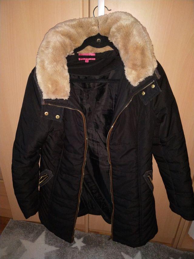 abrigo talla 40