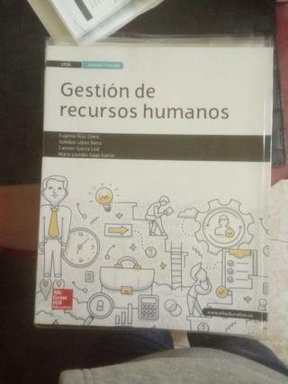 libro de recursos humanos de A.F