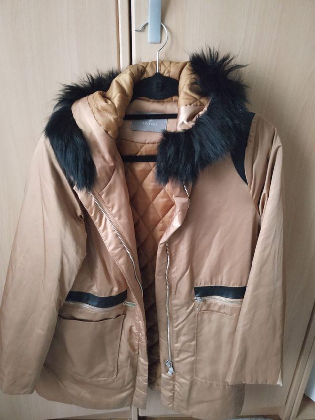 abrigo talla 42