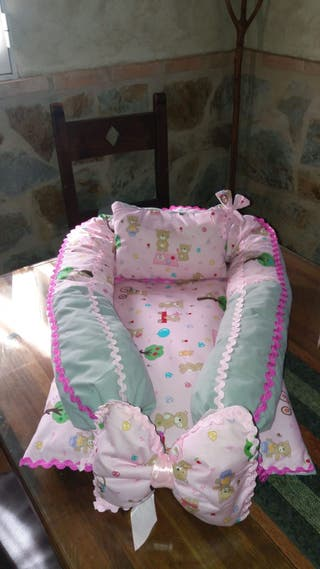 reductor bebe nido cojin