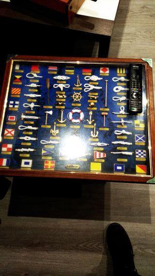 Colección nudos marineros